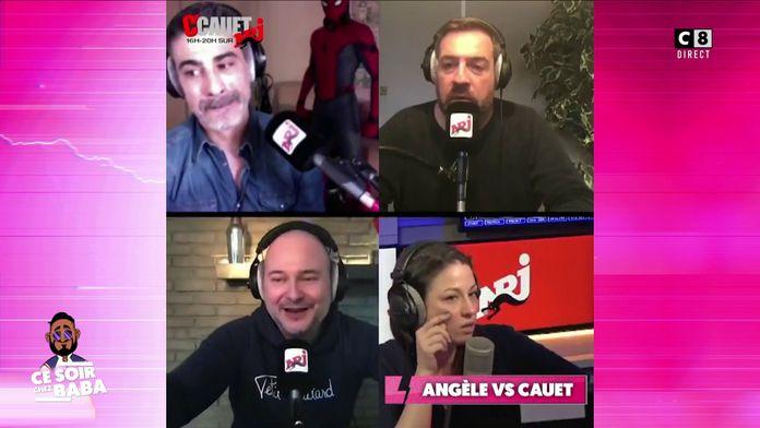 Angèle VS Cauet, c'est la guerre !