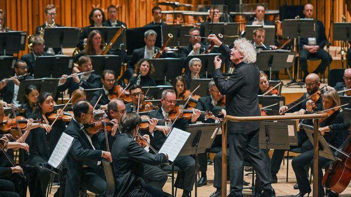 «Le Christ au mont des Oliviers» de Beethoven par Simon Rattle