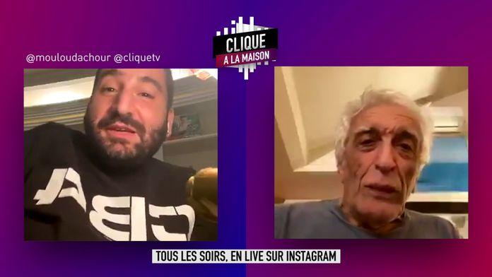 Gérard Darmon déteste les joggers et célèbre l'anniversaire de Chantal Lauby