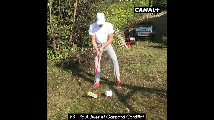 Golf de jardin : Internet