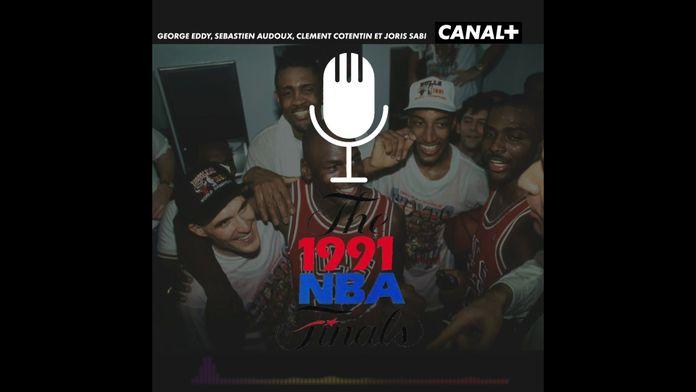 La dynastie Jordan - Bulls 1991 : Podcast NBA