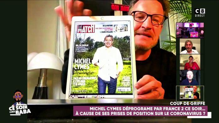 Le coup de gueule de Benjamin Castaldi et Eric Naulleau contre Michel Cymes