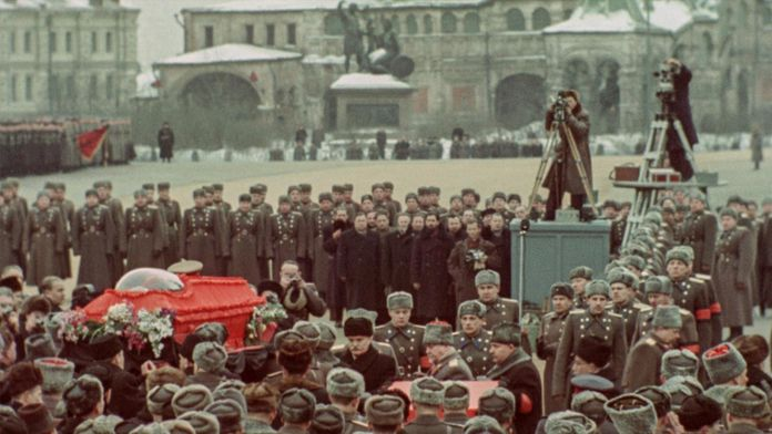 Funérailles d'Etat