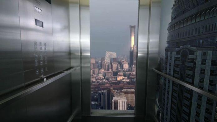 Ascenseurs : technologie XXL
