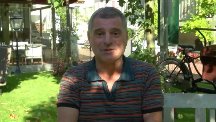 Invitation de Pierre Salvadori