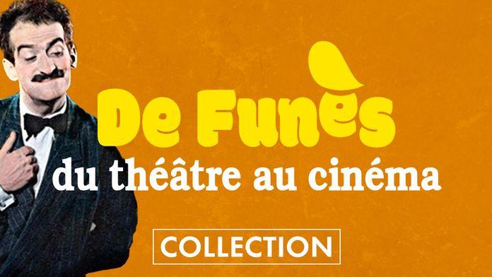 De Funès du Théatre au Cinéma