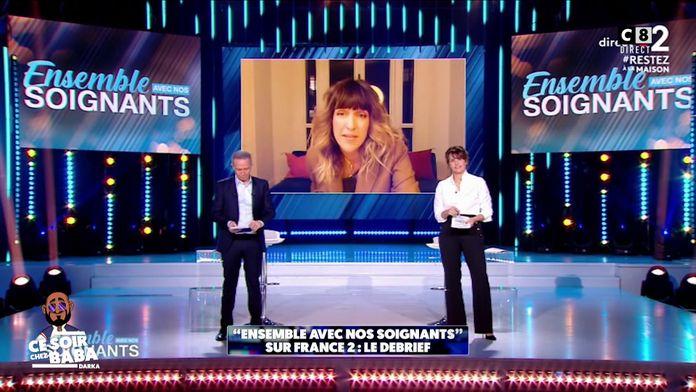 """""""Ensemble avec nos soignants"""" sur France 2 : Le débrief"""