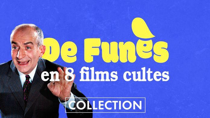 De Funès en 8 Films cultes
