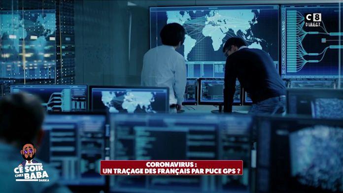 Coronavirus : Un traçage des Français par puce GPS ?