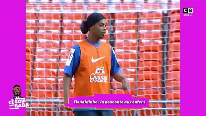 Ronaldinho : La descente aux enfers du footballeur qui est en prison