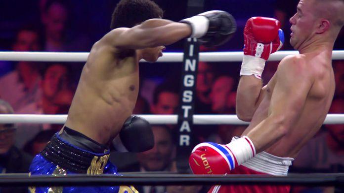 L'incroyable KO de Money Powell IV : Souvenir de boxe