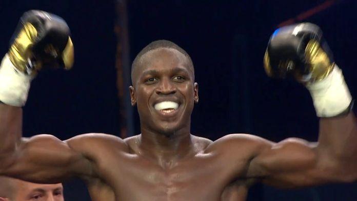 Souleymane Cissokho met Sémermin KO dès le 1er round : Souvenir boxe