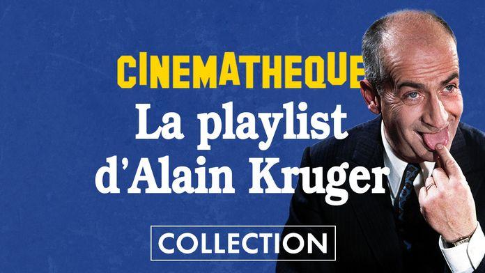 La Playlist d'Alain Kruger