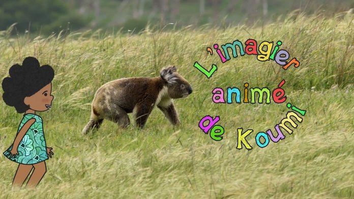 L'imagier animé de Koumi