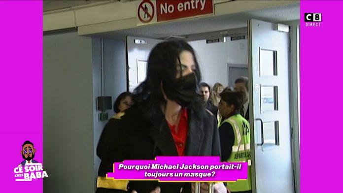 Pourquoi Michael Jackson portait-il toujours un masque ?
