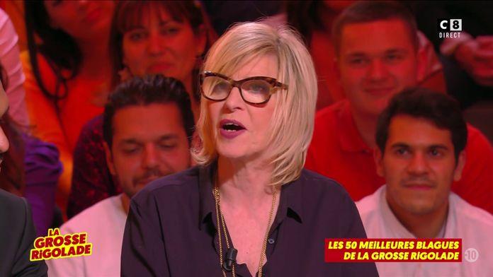 "Tous les ratés de Chantal Ladesou lors de ""La grosse rigolade"""