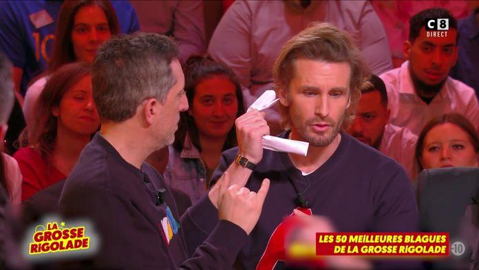 La blague rassrah de Philippe Lacheau !