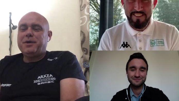 Emission spéciale avec Romain Lafitte, Jérôme Pineau et Emmanuel Hubert : Cyclisme - Coronavirus