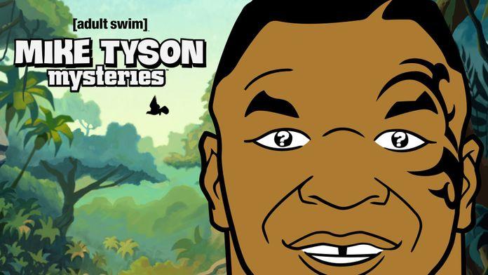 Mike Tyson Mysteries : Hier soir, chez Charlie Rose