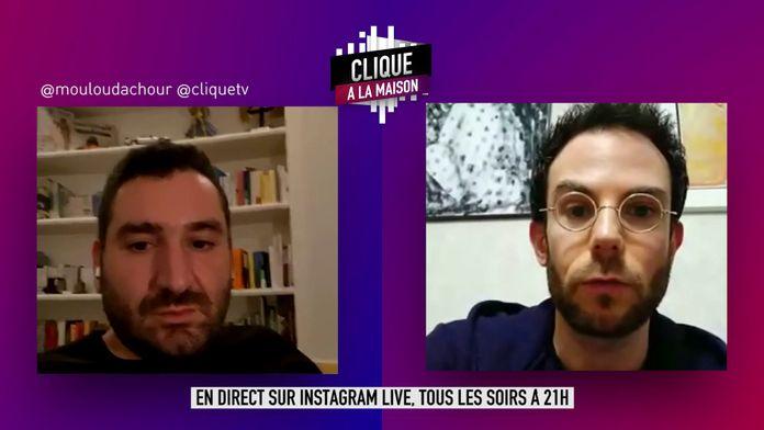 Clément Viktorovtich animera le live de lundi 30 mars