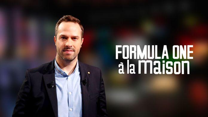 Formula 1 à la maison