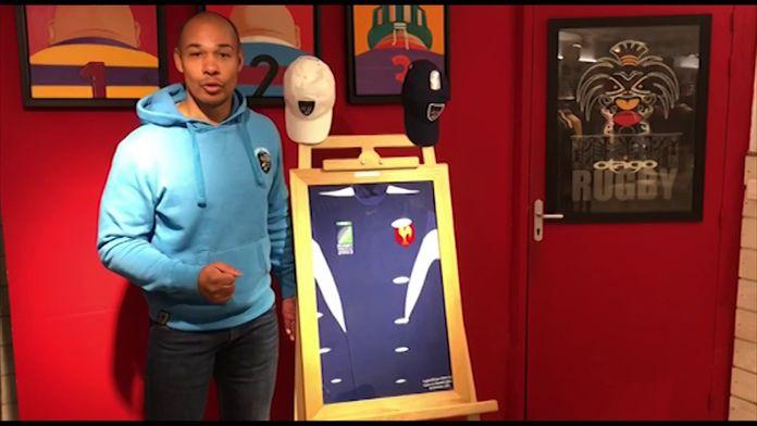 L'anecdote émouvante de Pepito Elhorga sur son maillot du XV de France : Un maillot, un souvenir