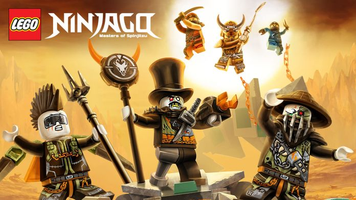 Ninjago : La Princesse de Jade