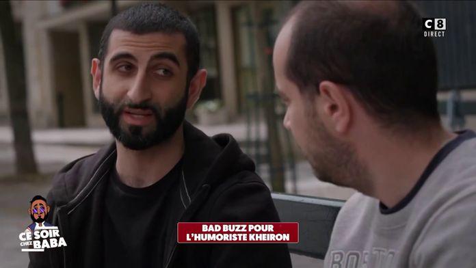 L'humoriste Kheiron au cœur  d'une polémique à cause d'un tweet jugé antisémite