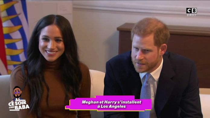Meghan et Harry s'installent à Los Angeles