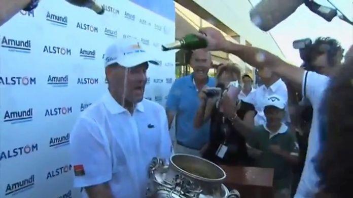 Thomas Levet une victoire mémorable : Open de France 2011