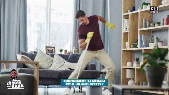 Confinement : Le ménage serait un anti-stress très efficace !