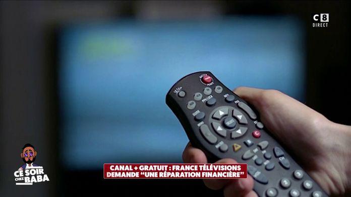"""France Télévisions met en demeure le groupe Canal et demande une """"réparation financière"""""""