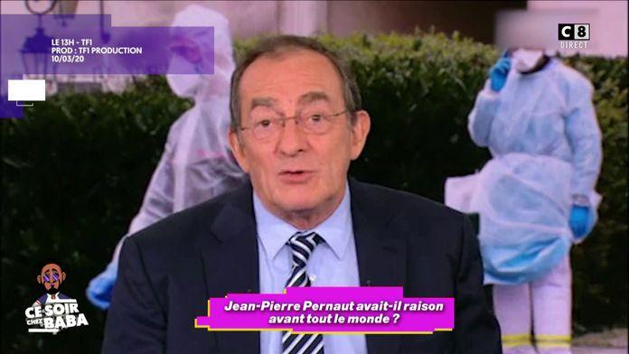 Coronavirus : Jean-Pierre Pernaut avait-il raison avant tout le monde ?