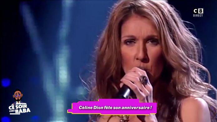 Céline Dion fête ses 52 ans !