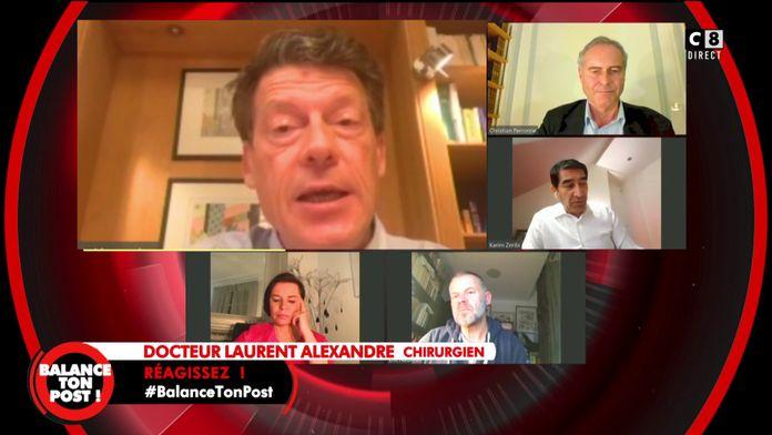 Laurent Alexandre, chirurgien assure que n'importe quel laboratoire peut fabriquer de la chloroquine