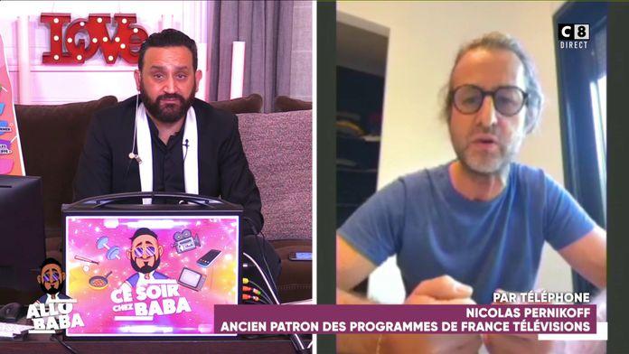 """Nicolas Pernikoff : """"On a un peu chamboulé la télévision"""""""
