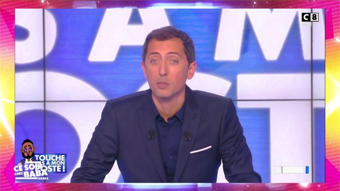 """Le meilleur de Gad Elmaleh dans """"Touche pas à mon poste"""""""
