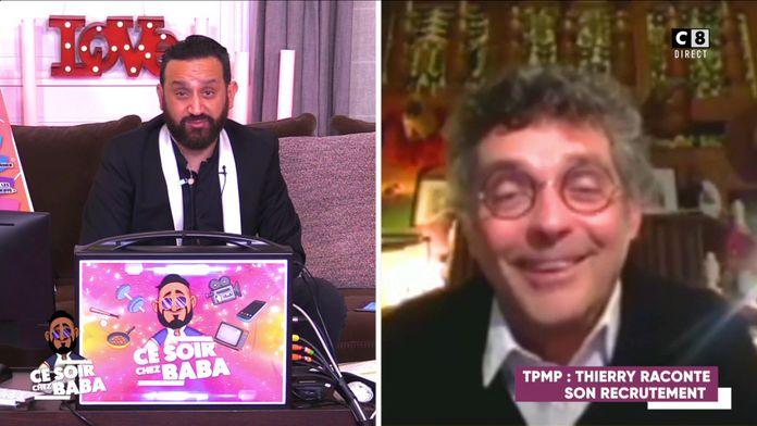 """Thierry Moreau raconte sa première dans TPMP : """"On m'a dit de ne pas y aller"""""""