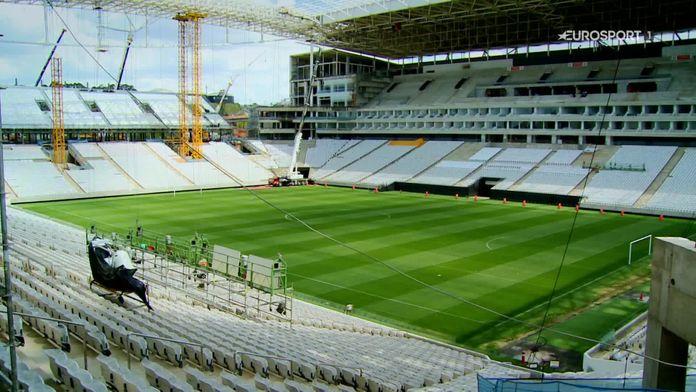 Constructions extrêmes : futebol do Brasil