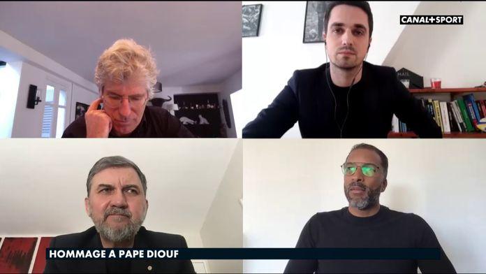 Le dernier souvenir d'Habib Beye sur Pape Diouf : Late Football Club