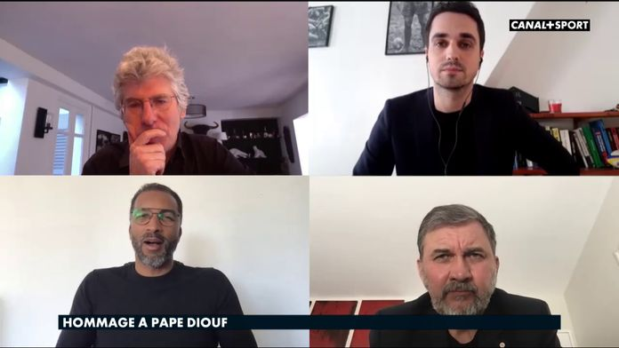 Habib Beye et l'importance de Pape Diouf dans sa vie : Late Football Club