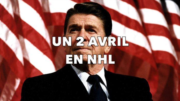 Un 2 avril en NHL : Sport américain