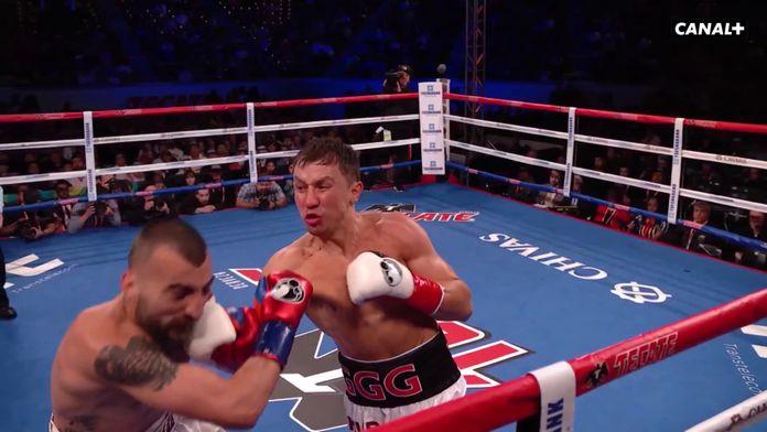 Rétro Golovkin vs Derevyanchenko : Championnat du monde IBF WBO des moyens
