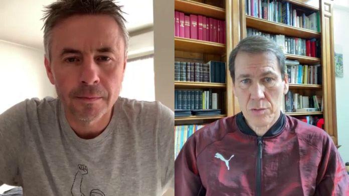 Rudi Garcia raconte à Olivier Tallaron comment il vit cette période de confinement : Crise du coronavirus