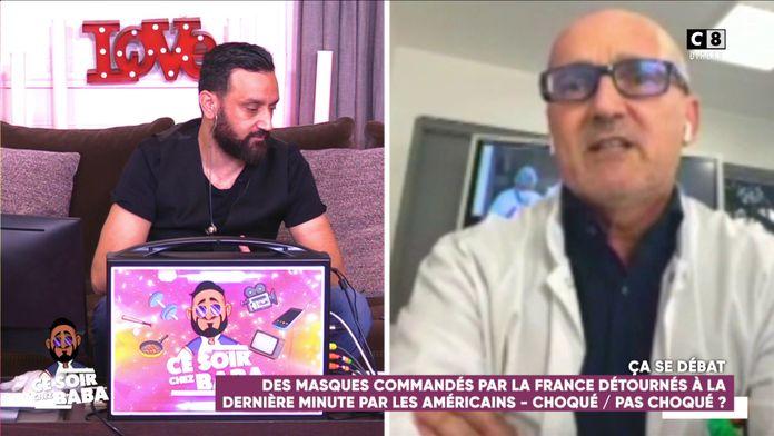 """Le coup de gueule de Jérôme Marty, médecin, à propos du manque de moyens : """"C'est une honte !"""""""