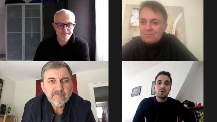 Late Football Club à la maison, numéro 7 : Avec Eric Besnard, Gauthier Kuntzmann, Geoffroy Garétier et Alain Roche