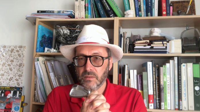 Greg Norman, le requin blanc : Histoires de Golf: Sebastien Brochu