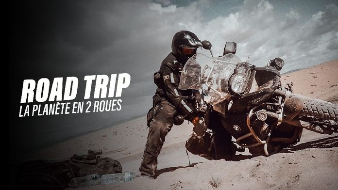 Road Trip : La Planète en 2 roues