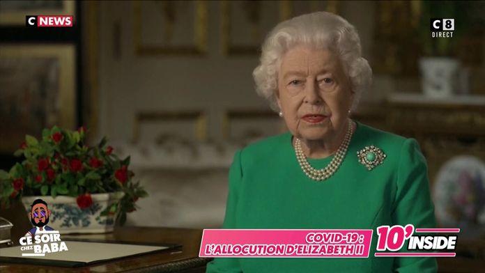 Covid-19 : La reine Elizabeth II s'est exprimée sur la situation du coronavirus en Grande-Bretagne