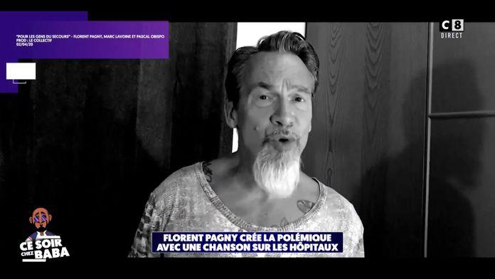 Florent Pagny crée la polémique avec une chanson sur les hôpitaux